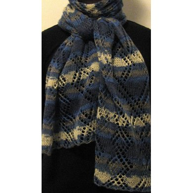 Winding Lines Scarf