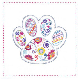 Un Chat Dans L'Aiguille Sweet Imprint Embroidery Kit