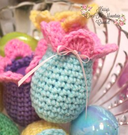 Flower Egg Covers
