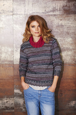 Jumpers in Stylecraft Life Vintage Look and DK - 9315