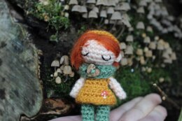 Amber the Forest Explorer Amigurumi Pattern
