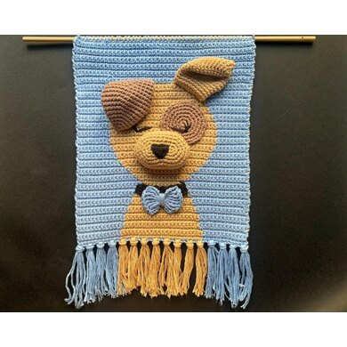Puppy Wall Hanging