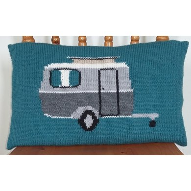 Classic Caravan and Compass Rose Cushion Covers