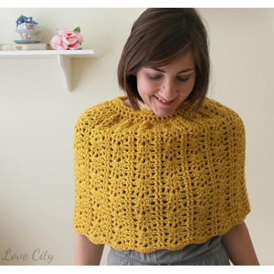 Lacy Bell Caplet