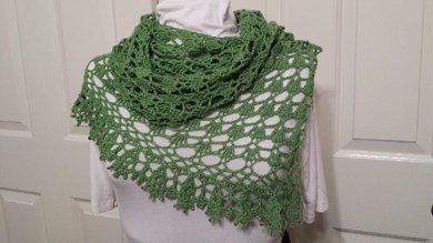 May Queen Shawl