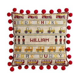 Historical Sampler Company Soldier Soldier Tapestry Kit - SOLDIERTAP