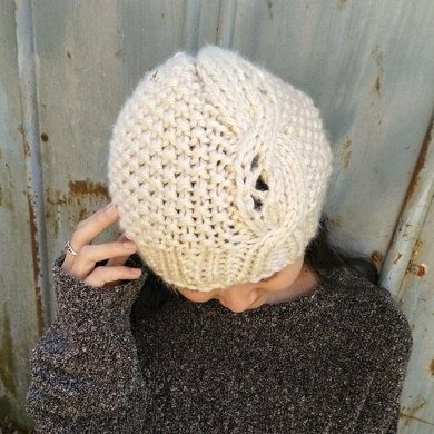 Dvined Toque Knitting Pattern By Knitalogy