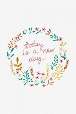 DMC Today Is a New Day -  PAT1160S - Downloadable PDF