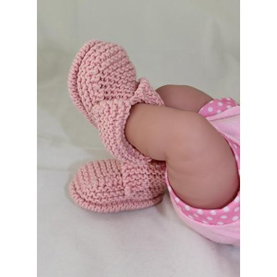 Baby's First Booties