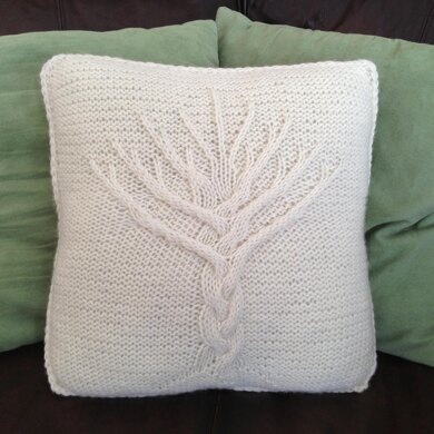 """Tree of Life 16""""x16"""" Pillow Cover"""
