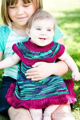 Maxi Top/Dress for babies