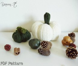 Pumpkin Patch Amigurumi pattern