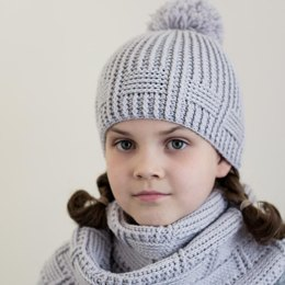 Winterlaced Hat