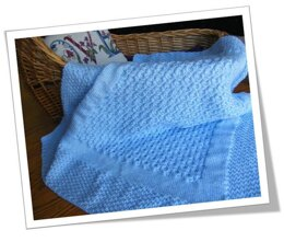 Arches Baby Blanket