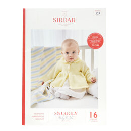 Sirdar Snuggly Baby Pastels