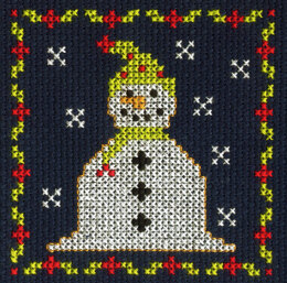 DMC Jolly Snowman Christmas Kit  - Various