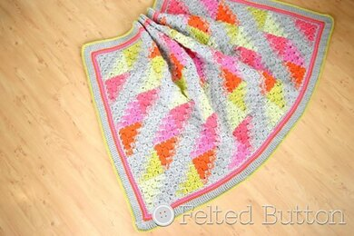 Puzzle Patch Blanket