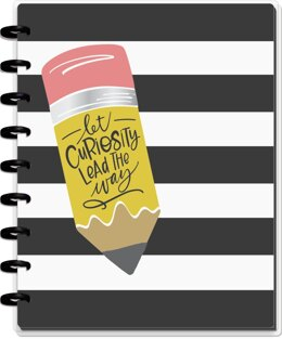 Me & My Big Ideas Happy Planner Classic Happy Notes Kit - Curious Pencil