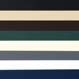 """LoveCrafts Neutral Collection Classic Cardstock 80lb 12"""" x 12"""" 16 Pack"""