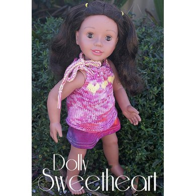 Dolly Sweetheart Singlet