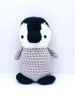 Crochet Chubby Penguin Pattern