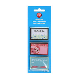 Boye Knitting Garment Labels 9/Pkg