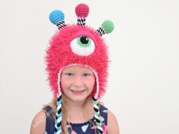 Neon The Gumball Monster Hat
