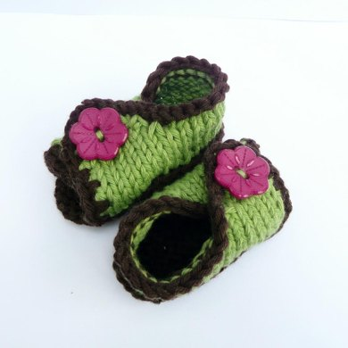 Baby Crossover Sandals