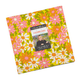 Moda Fabrics A Blooming Bunch 10in Squares