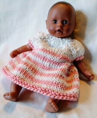 Mini Baby Doll Dress