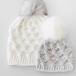 Camdyn Cable Crochet Hat