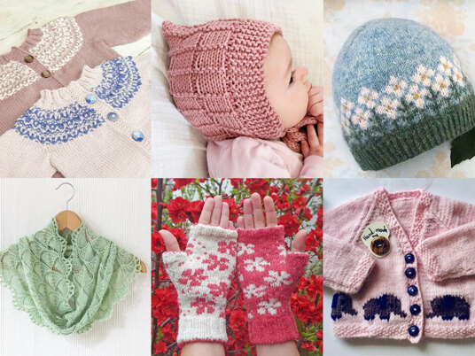 Knitting indie designer spotlight