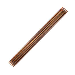 KnitPro Ginger Double Point Needles 20cm (8in) (Set of 6)
