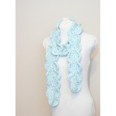 A12 Clamshell Scarf