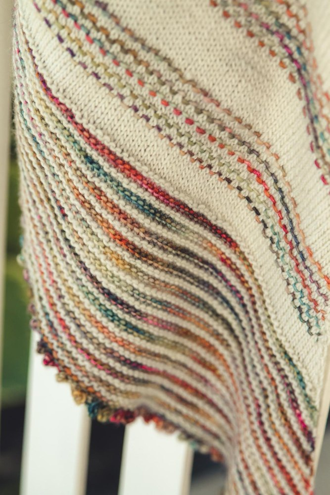 Knitting Stitches And Patterns Diana Biggs : Song of Sorrow Knitting pattern by Sara Gresbach