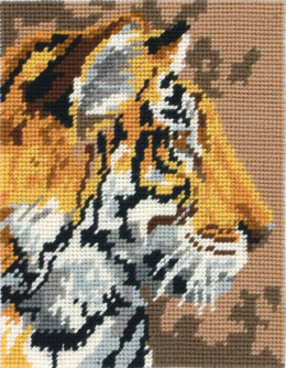 Anchor Tapestry Starters - Tiger Tapestry Kit