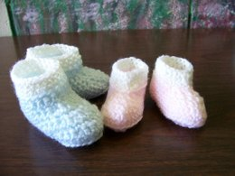 Baby Got Boots crochet pattern