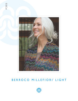 #393 Berroco Millefiori Light (PDF) by Berroco
