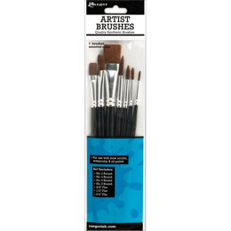 Ranger Artist Brushes 7/Pkg - 147102