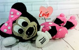 Minnie Mouse Ragdoll