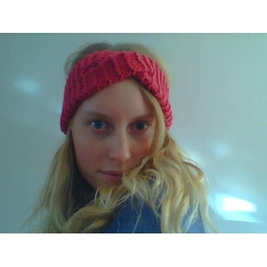 Twisted Headband Knitting Pattern Choice Image Knitting Patterns