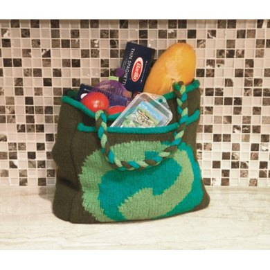 Go Green Grocery Tote