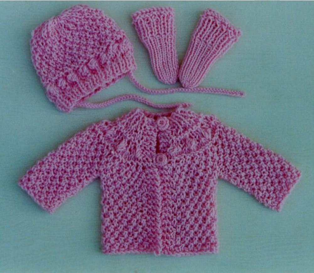 a7ce5050011 Baby Gift Set.  2.75. off. Downloadable pattern. By Frugal Knitting Haus