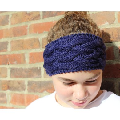 Double Dutch Cabled Headband
