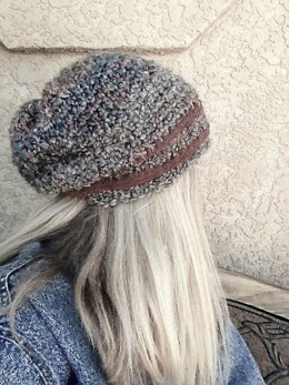 Thick and Quick Slouchy Hat