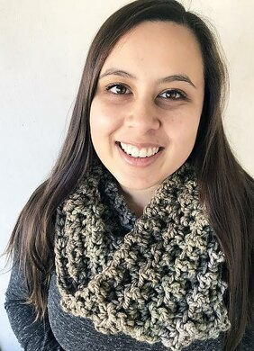 Quick & Easy Chunky Cowl