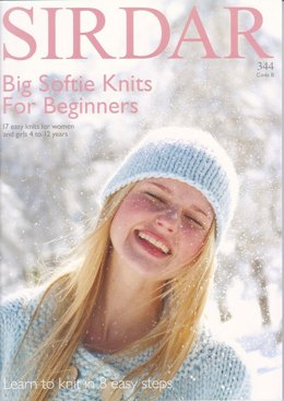 Big Softie Knits for Beginners - 344