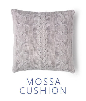 Mossa Cushion Cover in MillaMia Merino Wool