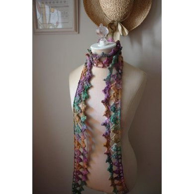 Couronne Lace Scarf
