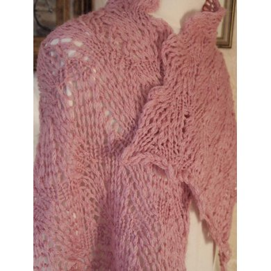 Quartz Shawl